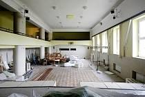 Na pět milionů korun přijde  rekonstrukce Kulturního domu v Nechanicích, která skončí až na podzim.