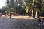 Hradečáci vyrazili do městských lesů