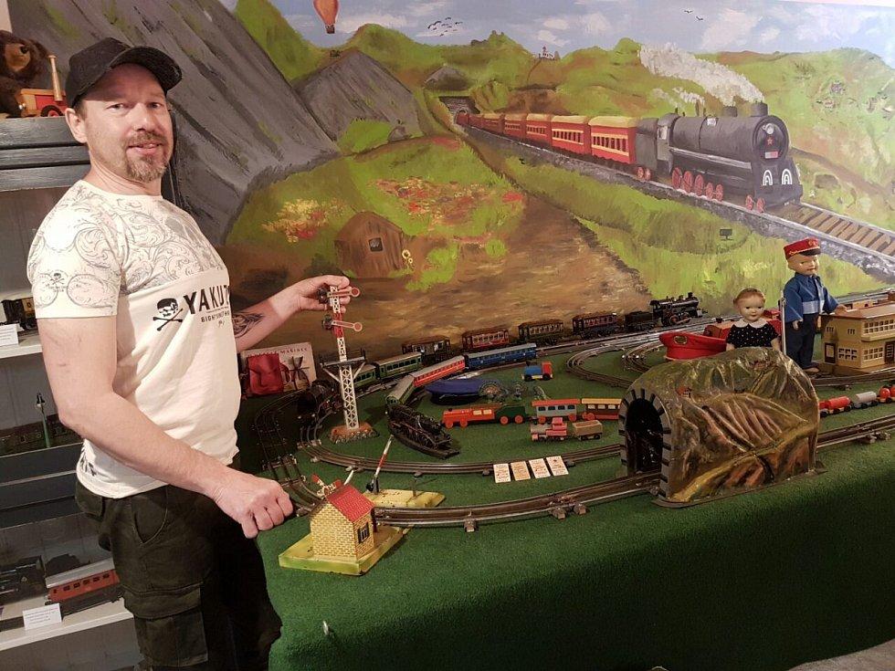 Muzeum hraček Stuchlíkovi