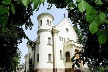 Kaplička Na Rožberku
