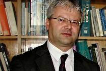 Martin Zbořil, předseda OFS Hradec Králové.
