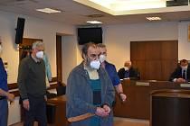 Rumen Ivanov Radev je jako jediný z obžalovaných stíhán vazebně.