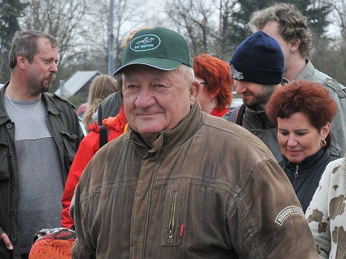 Voříškiáda v Hradci Králové, Zdeněk Srstka