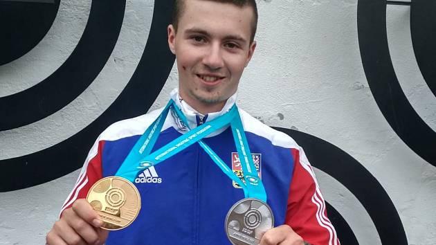 Junior Jaroslav Lang zářil na Světovém poháru německém v Suhlu.