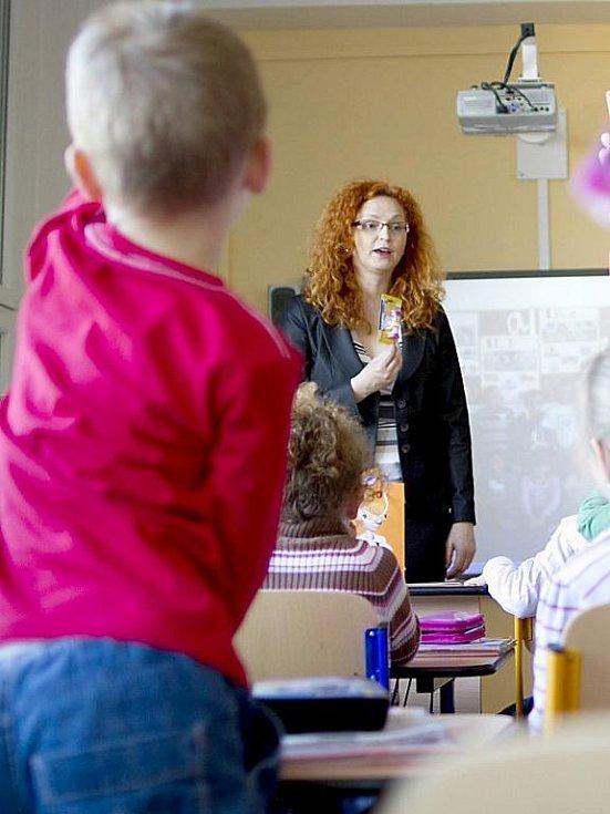 Nový projekt Veselé zoubky zavítal do škol