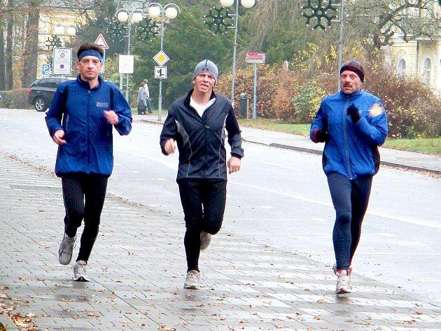 Již druhý ročník běhu pro Paraple se uskuteční ve dnech 16. až 17. listopadu pod názvem Františkolázeňská 21 hodinovka.