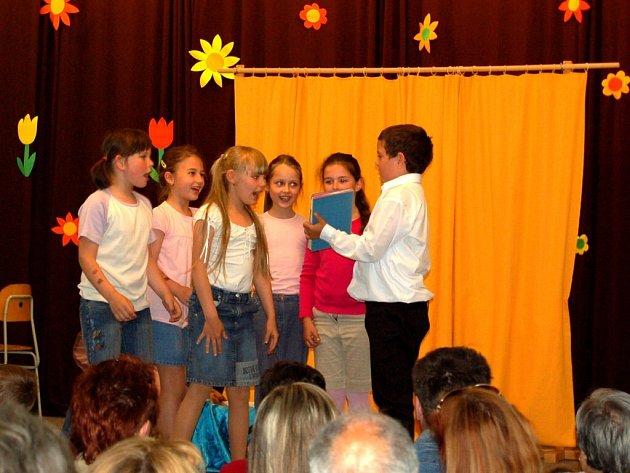 Poslední představení chebské ZUŠky v letošním školním roce