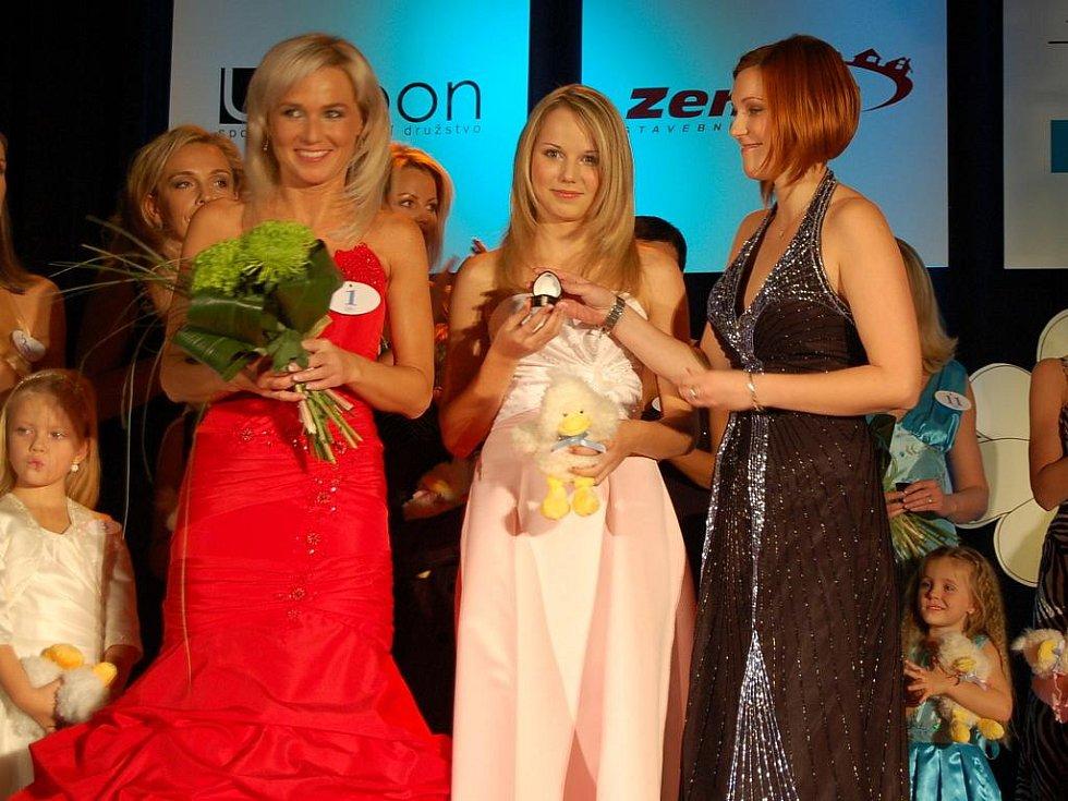 České zemské finále Missis 2010 se odehrálo v Mariánských Lázních.