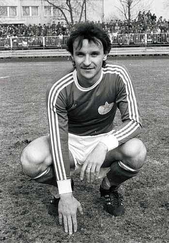 Za Cheb hrál i kanonýr Radek Drulák.