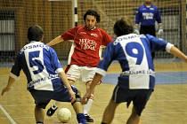 Chebská futsalová liga.