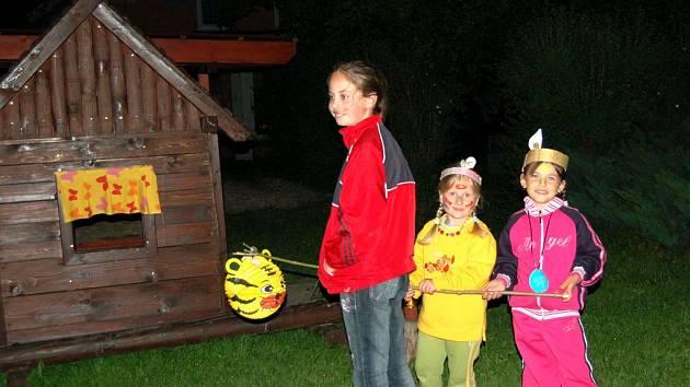 Noční hra ve školce ve Skalné měla úspěch