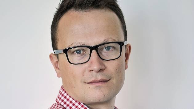 Petr Zlámalík, odborník Mastercard Advisors na oblast Smart City.