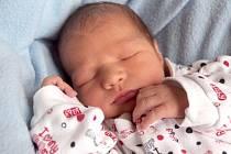 MATĚJ HARTMANN si poprvé prohlédl svět v pondělí 31. prosince v 9.30 hodin. Při narození vážil 3 490 gramů a měřil 51 centimetrů. Z malého Matýska se doma v Chebu raduje bráška Honzík, maminka Růžena a tatínek Pavel.