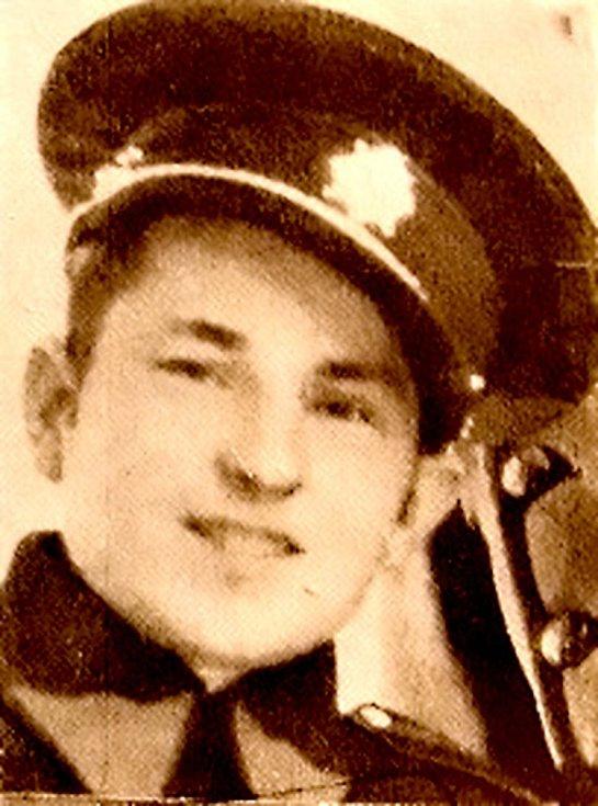 Tak vypadal František Karásek. Narodil se 27. ledna 1910 v Božkově u Plzně.