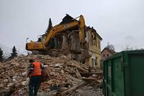 Škola v Pomezí nad Ohří je minulostí.