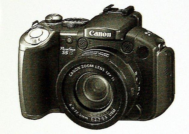 Fotoaparát Canon Power Shot S5 IS ukradl neznámý zloděj z redakce Chebského deníku.  Redaktoři by uvítali každou informaci od veřejnosti, která by se týkala například nabídky tohoto přístroje v chebských zastavárnách.