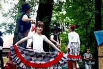 Už potřetí se ve františkolázeňském 'příroďáku' uskutečnil country festival 'West Country Fest'.
