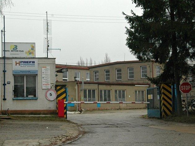 Spalovna by měla vzniknout v areálu jedné z chebských firem.