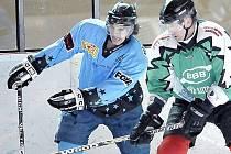 Hokejový Memoriál Jana ´Hráška ´ Klímy v Chebu