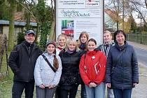 Zástupci Střední zdravotnické školy Cheb se zúčastnili mezinárodního semináře v Althüttendorfu v Braniborsku.