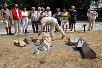 NA MODELU REGIONU by pracovali stejní lidé, kteří se podíleli na vytvoření modelů v miniaturparku v Mariánských Lázních