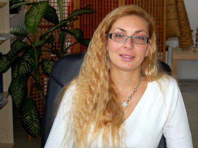 Chebská psychiatrička Barbora Zahradníková