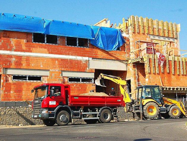 K NEPOZNÁNÍ se změní také interiér budovy, kde bude sídlit Kulturní centrum Svoboda.
