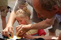 Dětský den ve Skalné a Plesné