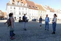 Cheb bojující o titul Historické město už hodnotící komise navštívila.