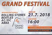 Nenechte si ujít Grand festival v Aši.