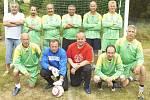 Turnaj fotbalových veteránů ve Starém Hroznatově