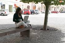 Díky bezdrátovému internetu jsou možnosti nakupování na síti téměř neomezené