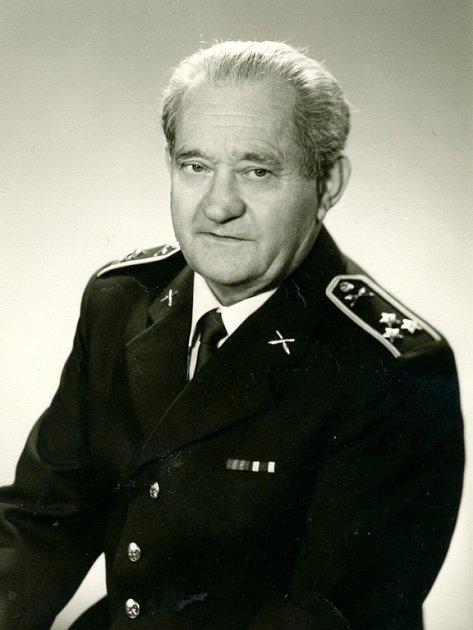 Plukovník František Svatuška