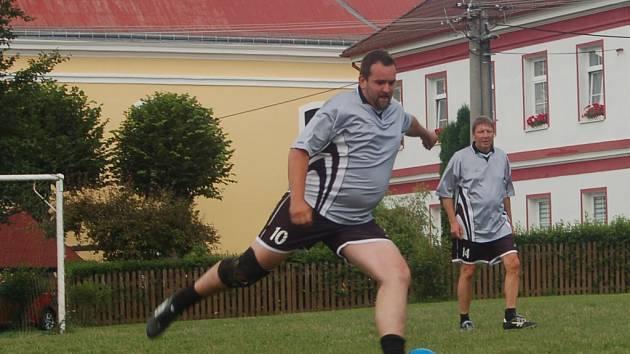 V Milíkově se uskutečnil fotbalový srandamač MARBEMAR.