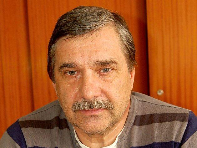 Miroslav Kříž, ředitel 4. základní školy v Chebu.