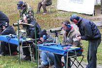 Střelecký klub AVZO Cheb pořádá už řadu let mezinárodní střeleckou soutěž Zlatý lev