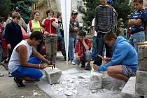 Výtvarná dílna na Chebských dvorcích 08