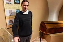 Smrt pohledem archeologie. To je jedinečná výstava, kterou můžete vidět v Muzeu Cheb. Unikáty ze záhrobí lze ještě shlédnout do ledna 2022.