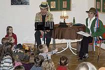 Pro malé i velké milovníky pohádkových příběhů připravila Galerie výtvarného umění (GAVU) v Chebu pokračování Adventního pohádkového čtení.