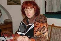 Františkolázeňská básnířka Alenka Vávrová