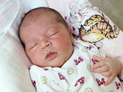DIANA DEMETEROVÁ se narodila v pondělí 21. července v 23 hodin. Na svět přišla s váhou 3 400 gramů a mírou 50 centimetrů. Doma v Milhostově se z malé Dianky raduje bráška Jiřík spolu s maminkou Mirkou a tatínkem Jirkou.