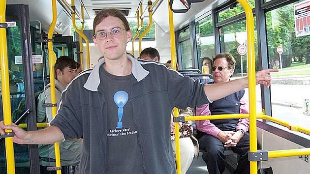 Dopravě v Mariánských Lázních by jistě prospělo, kdyby lidé více využívali trolejbusové dopravy