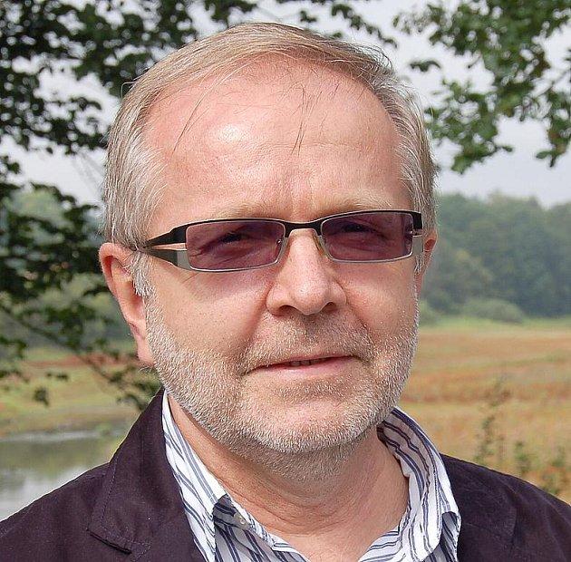 Jiří Nedoma, generální ředitel Povodí Ohře.