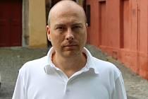 Zbyněk Černý, ředitel Muzea Cheb.