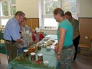 Třináctý ročník mykologické výstavy v Mariánských Lázních