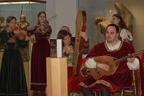 Publikaci s názvem Umění gotiky na Chebsku představila Galerie výtvarného umění v Chebu v kostele sv. Kláry.