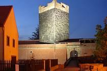 Chebský hrad - Černá věž