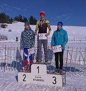 Titul mistra republiky v lyžařském orientačním sprintu vybojoval Vojtěch Bartoš. Druhý doběhl Ondřej Hlaváč z Brna, třeí skončil Jan Cienciala z Třince