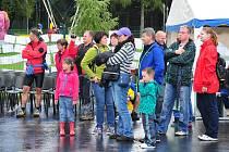Tradiční letní oslavy se uskutečnily o víkendu v Aši. Akci nazvanou ´Den Ašanů 2014´ nezhatily ani neustálé dešťové přeháňky.