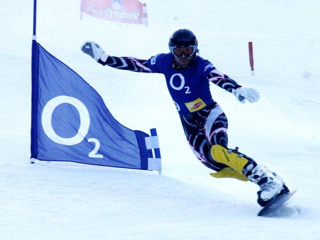 Evropský pohár ve snowboardingu v Mariánských Lázních